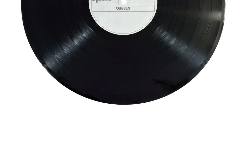 a black record