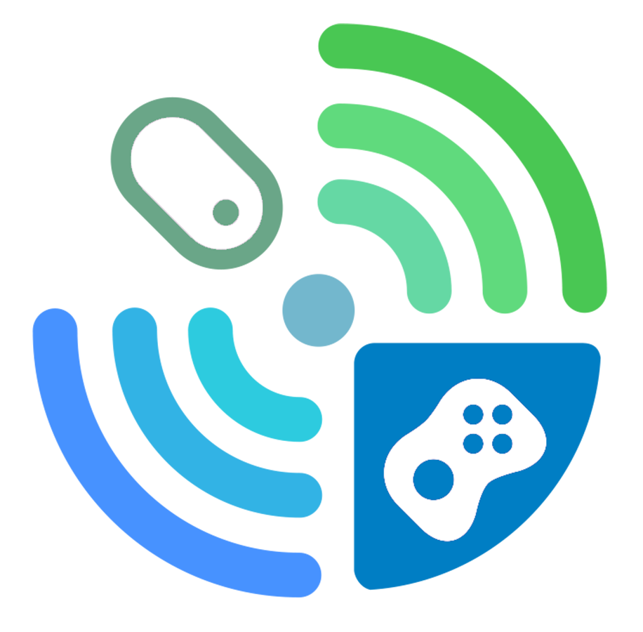 LFG Logo showing mouse and controller