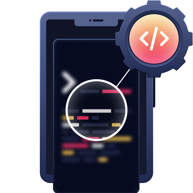 Mobile app development Akveo icon