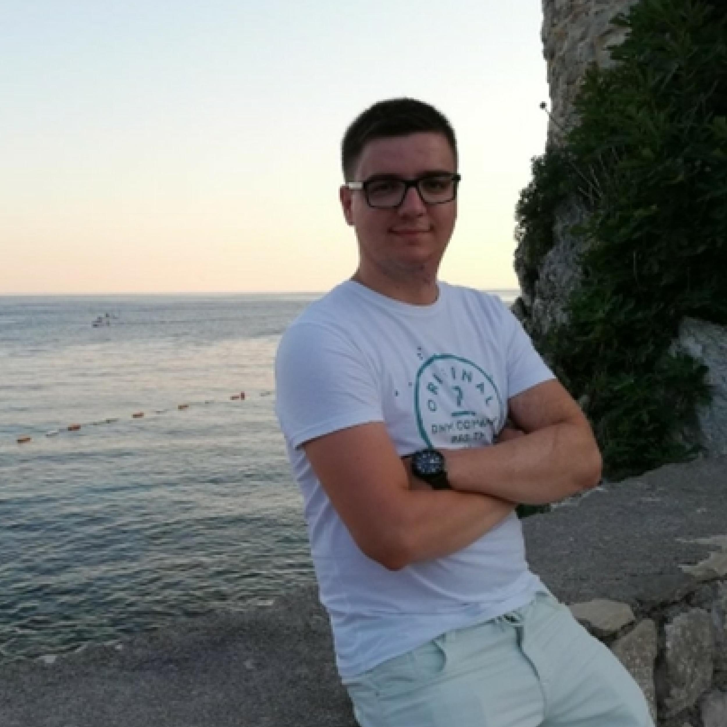 Max Chirkun - Full Stack Developer