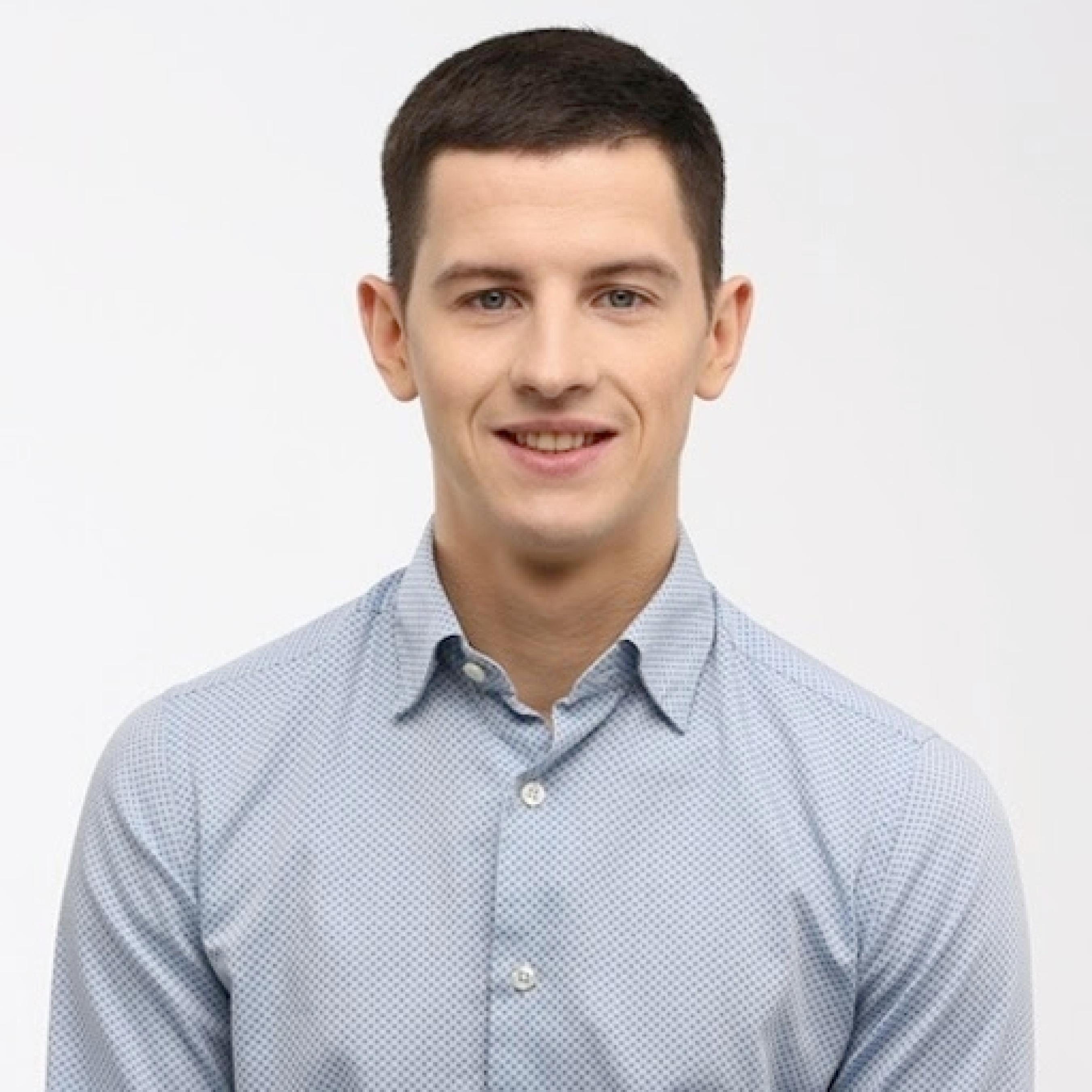 Max Orlov - Account Manager