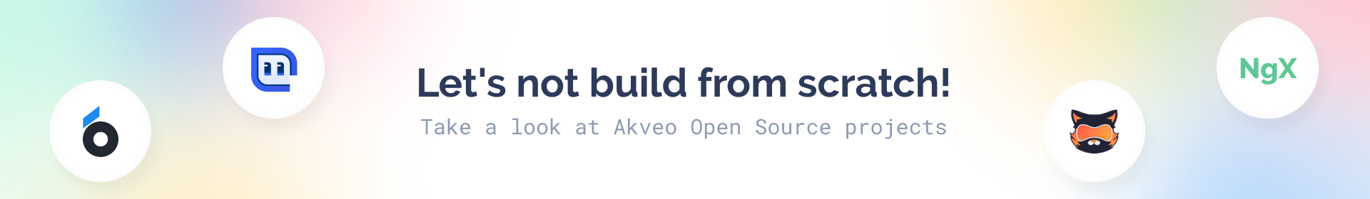 Akveo Open Source projects