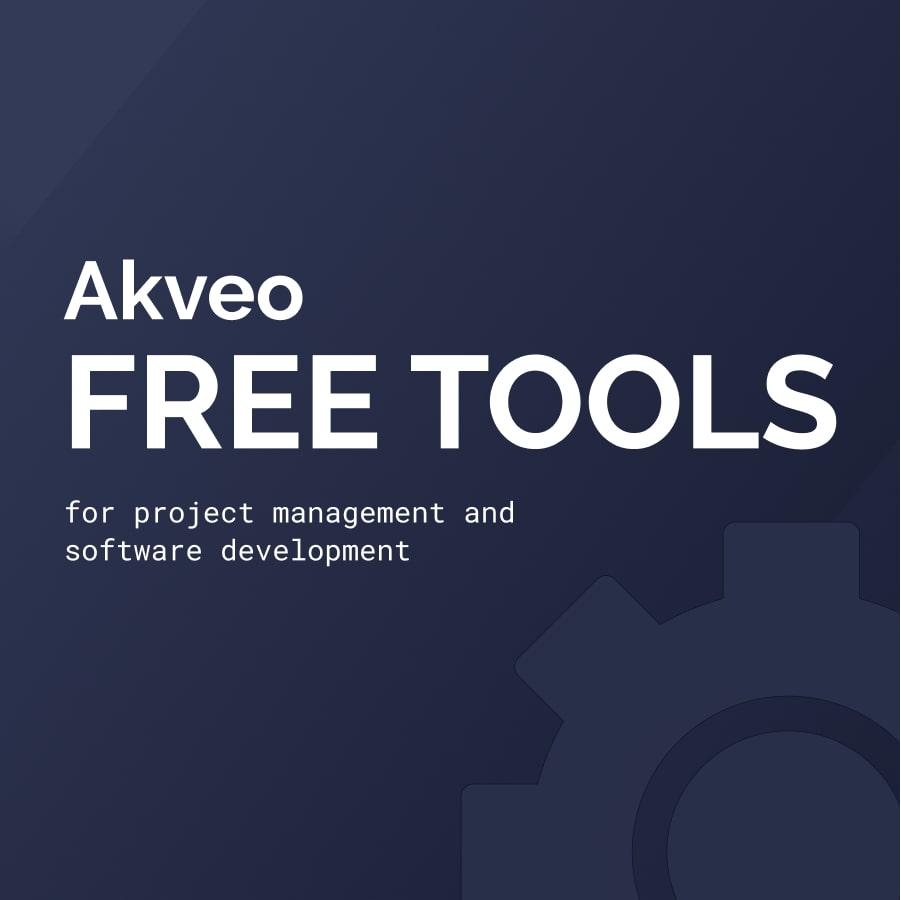 Akveo - Free Tools