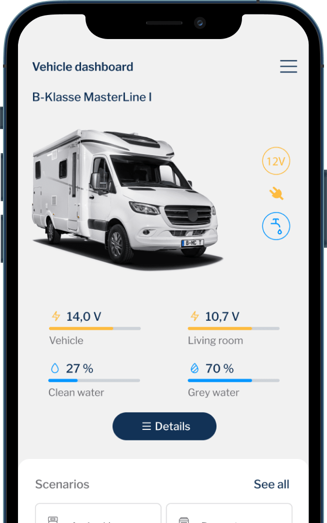 a Remote Control Application For Mobile Homes