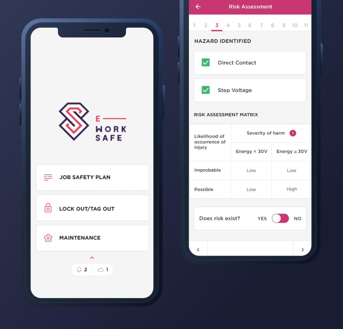 Work space app