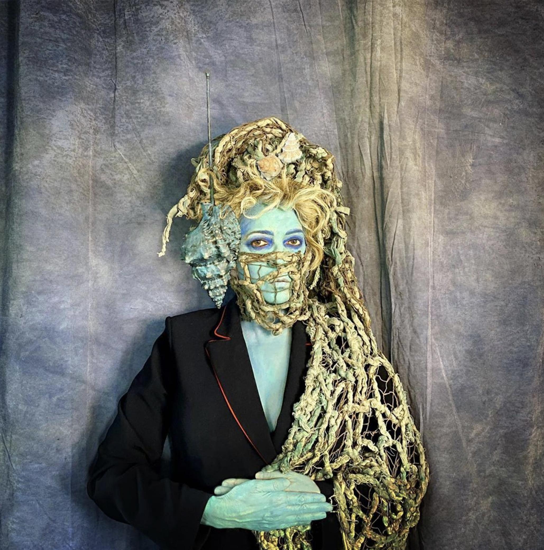 © Hélène Guétary (Paris, France) | Fisherman's mask