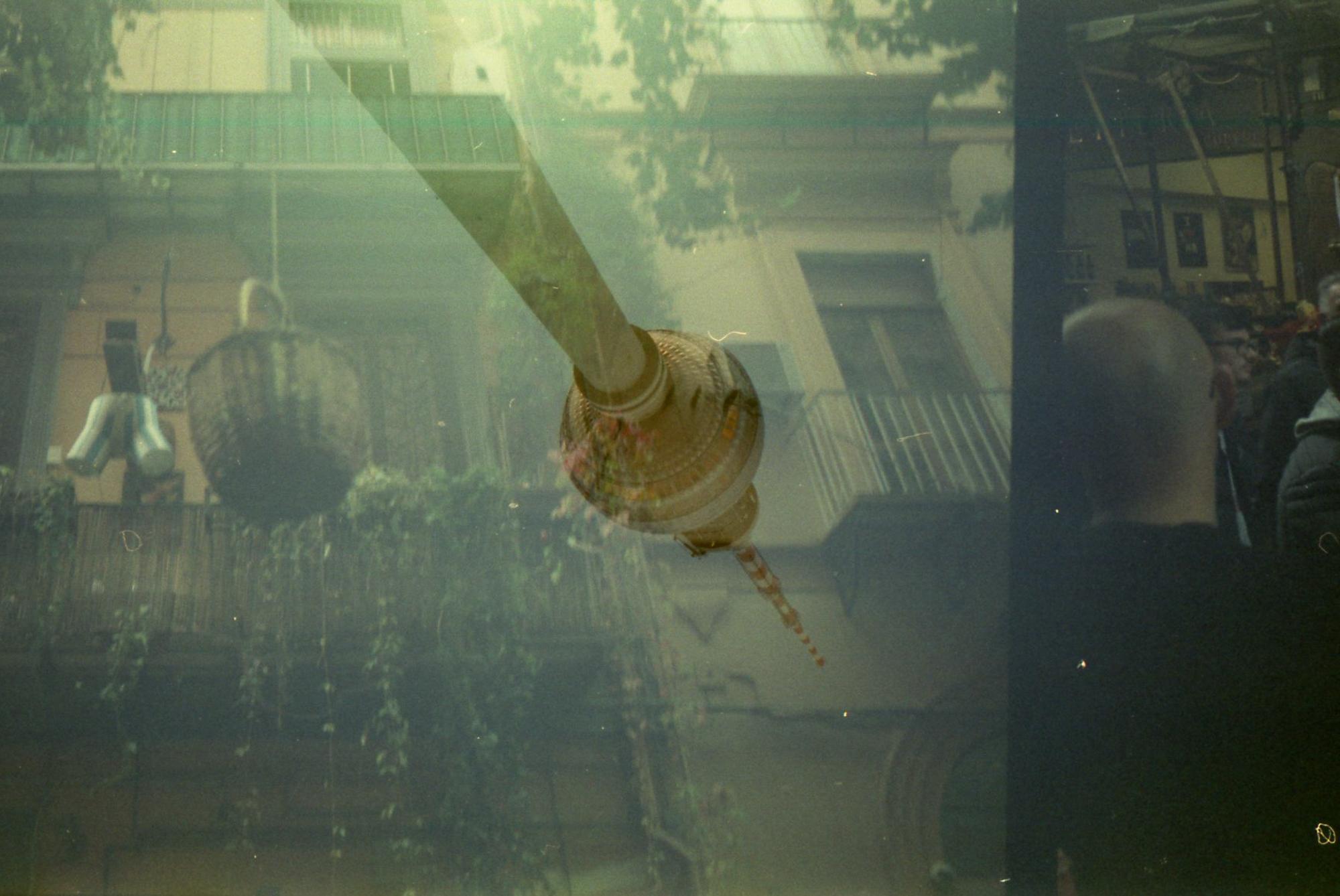 © Anna Fraire (Berlin, Germany) @annette_f& Carla Esposito @_carlae_   Double exposure