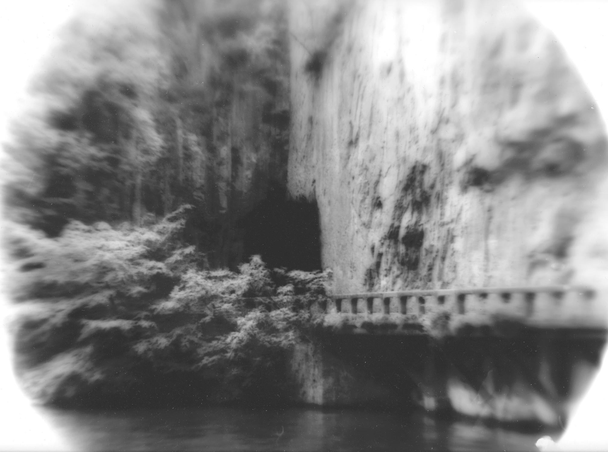 © Claudia Roffeni (Bergamo, Italy)   The black cave