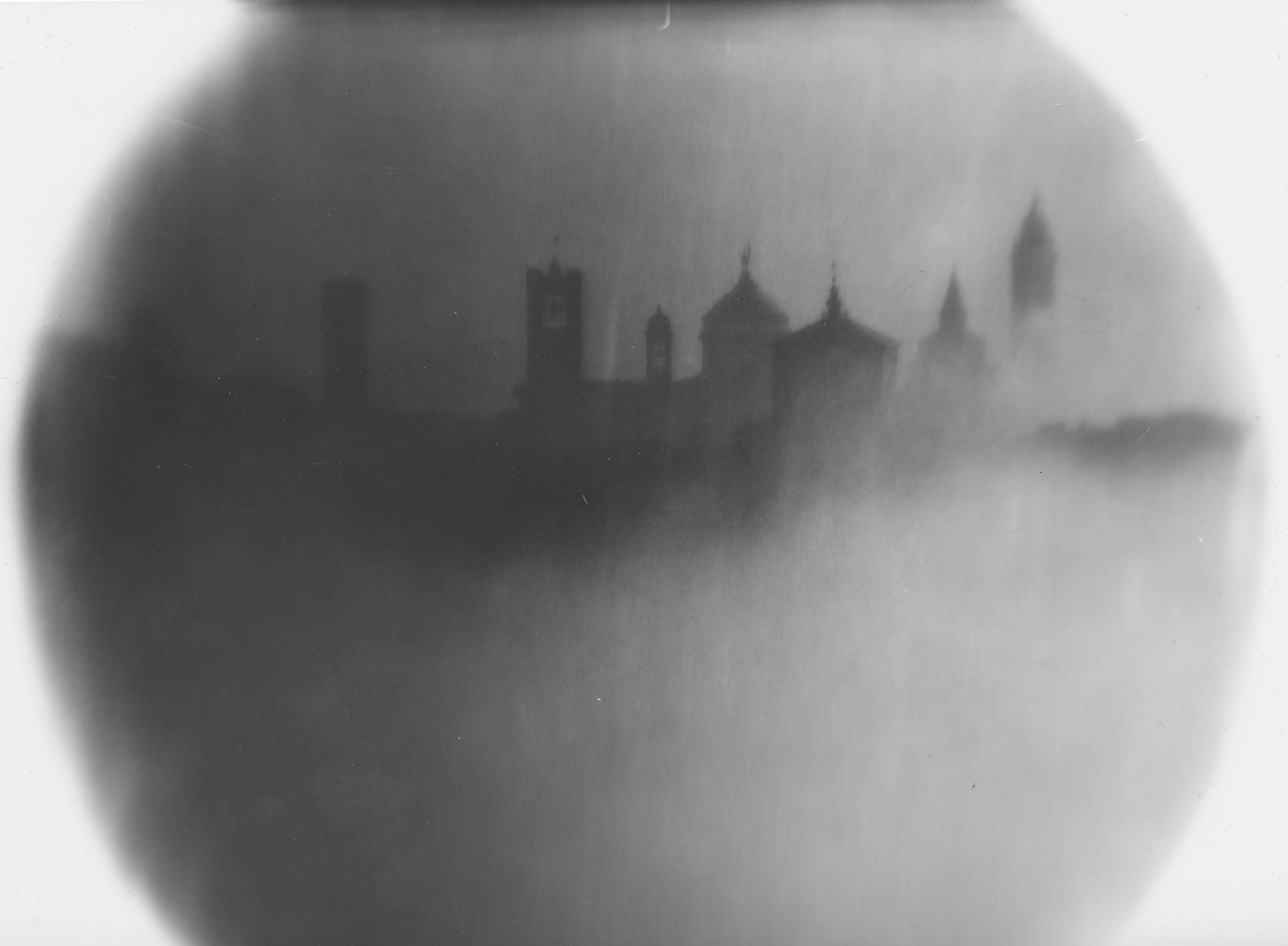© Claudia Roffeni (Bergamo, Italy)   The black towers