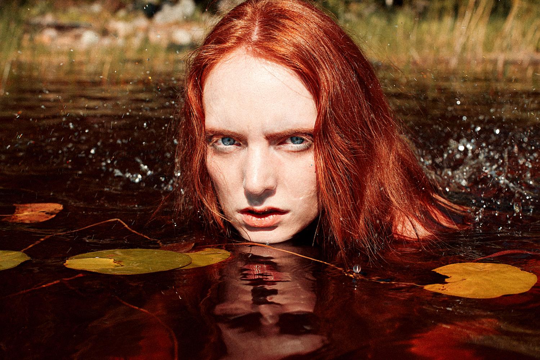 © Klimova Julia (Saint-Petersburg, Russia) @juliyoucando   Another story of a mermaid