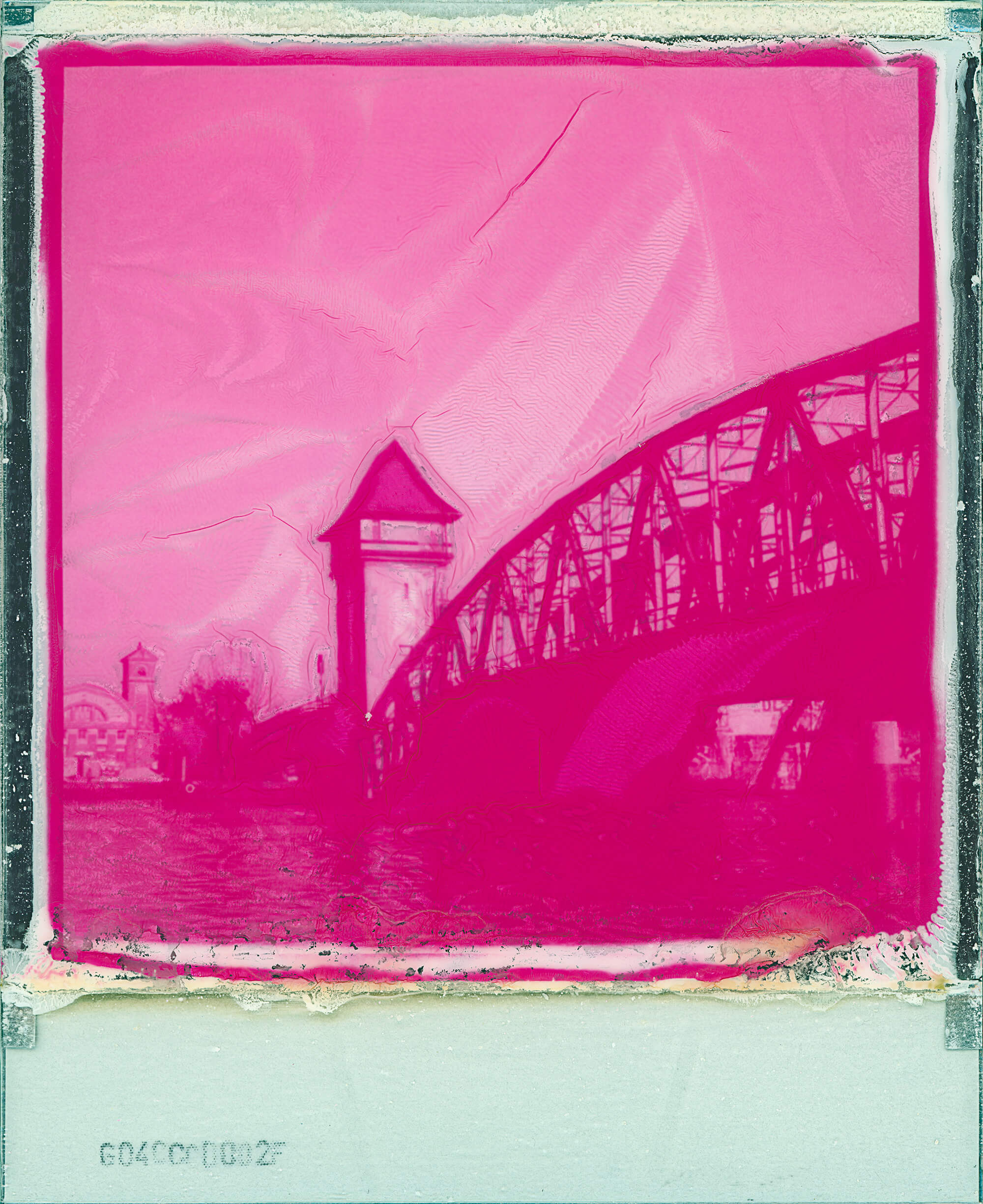 © Miniman (Berlin, Germany) @minimanart   Rapunzel bridge