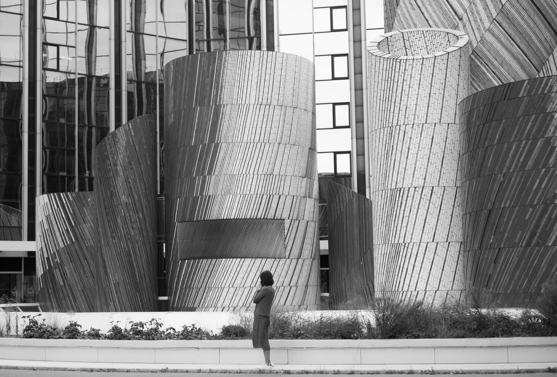 © Adriana Ferrarese (Paris, France) | Back to La Défense