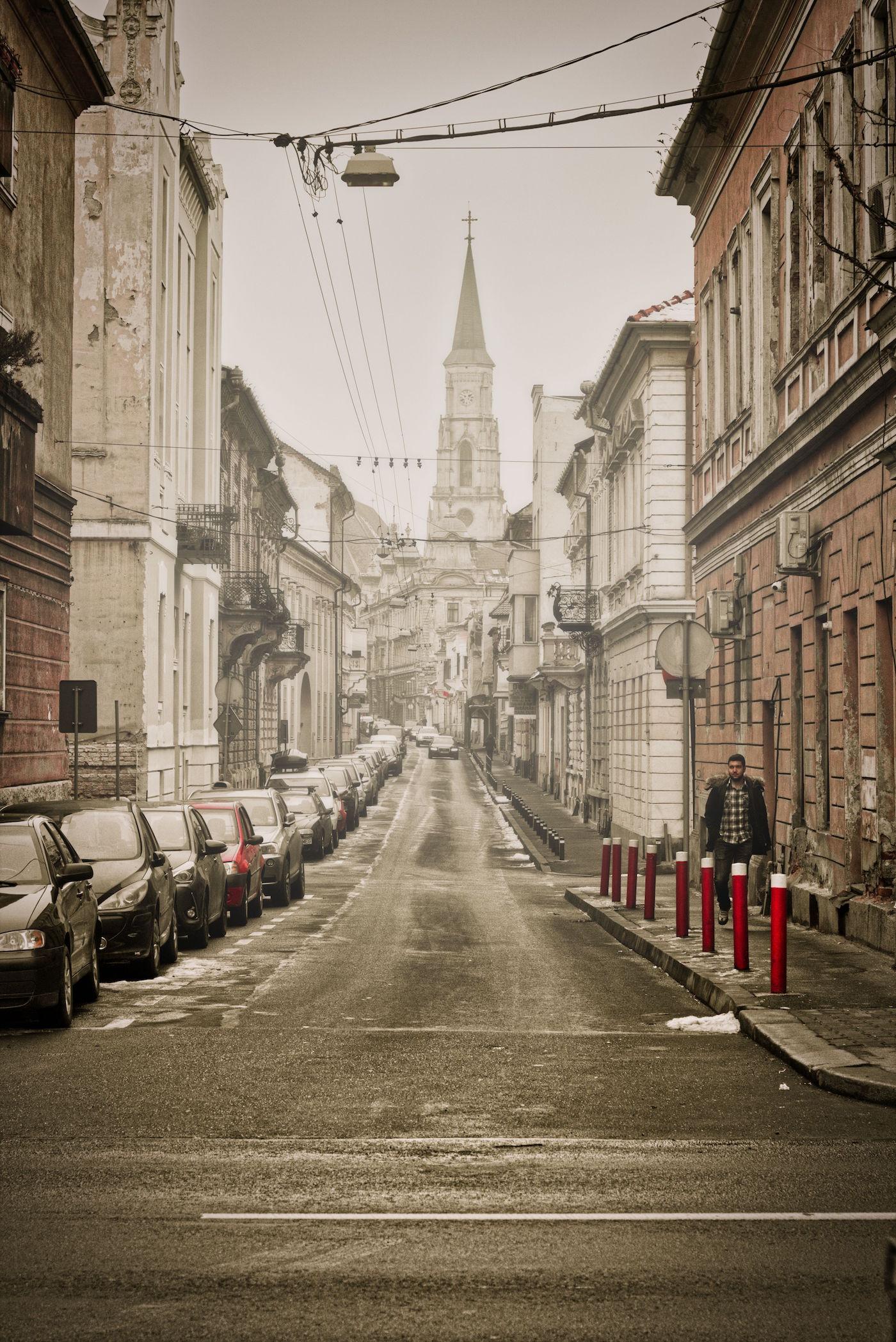 © István Havadi-Nagy-David (Romania) | Emptiness before lockdown