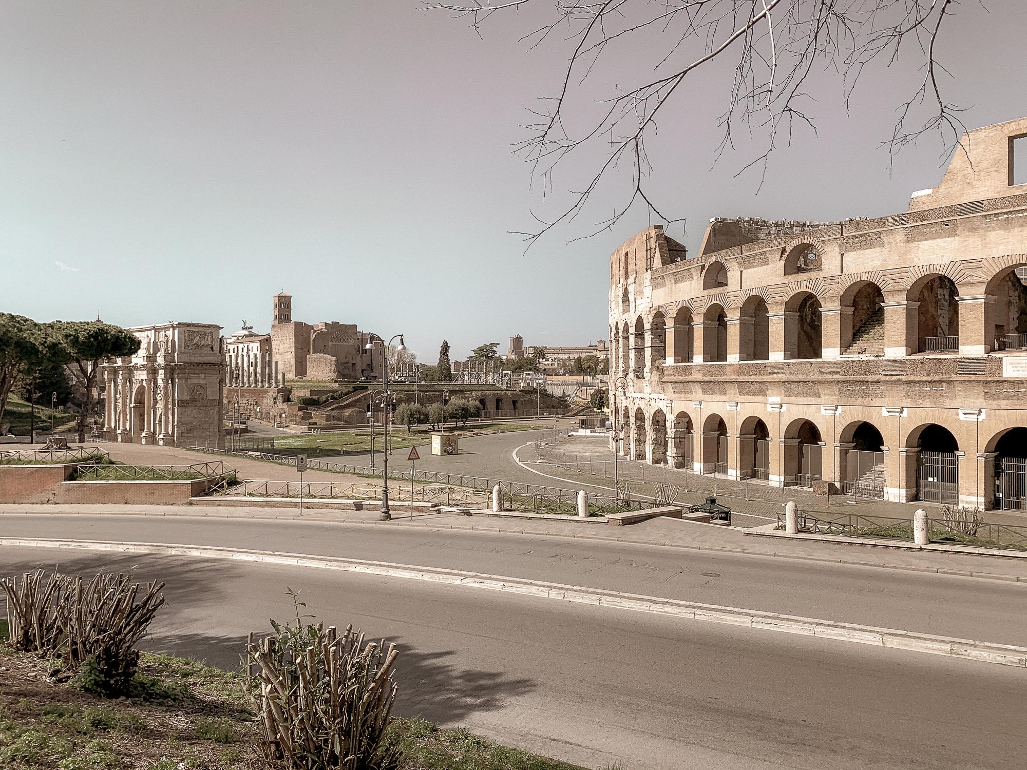 ©Luciano Lattanzi (Rome, Italy) | Covid - SyndROME