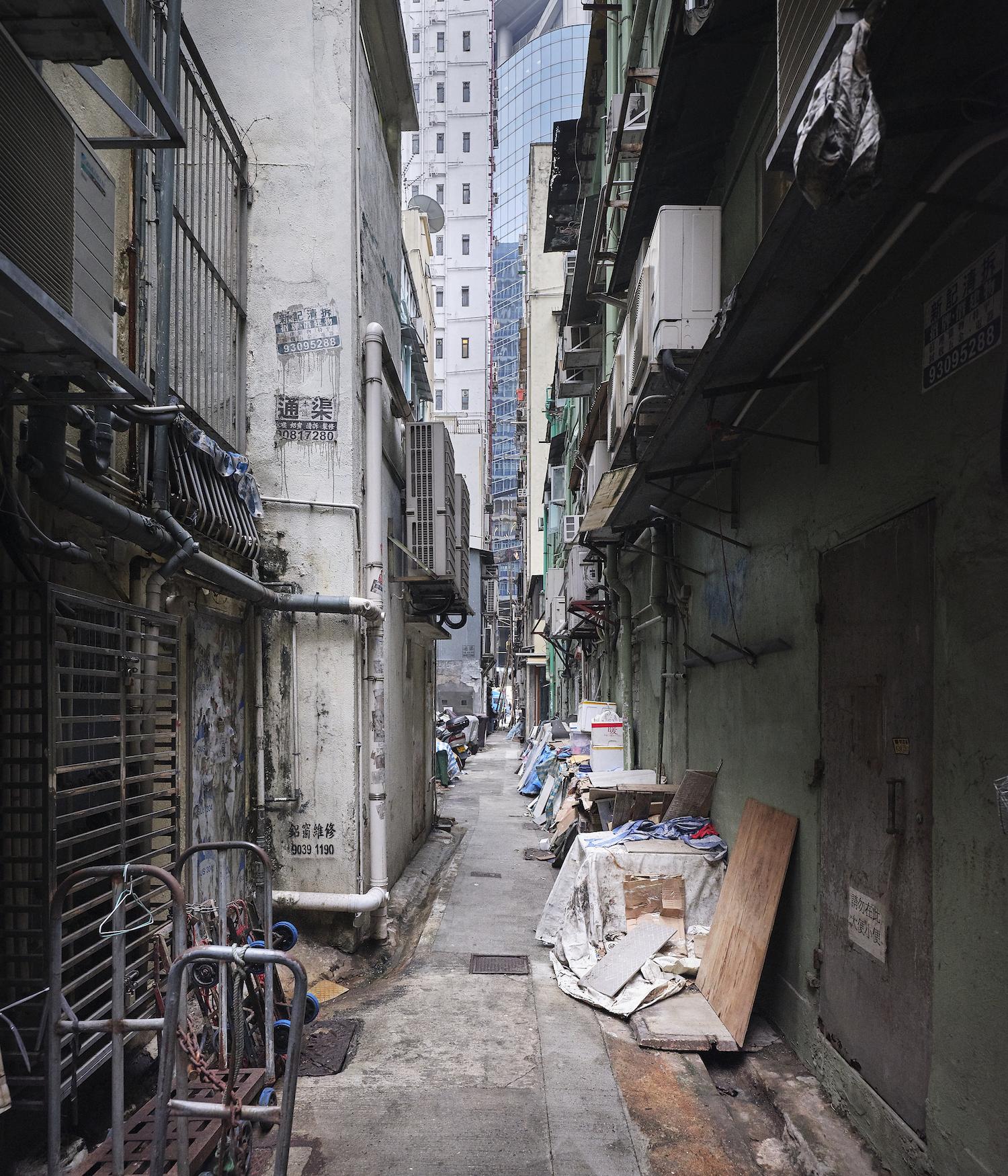 © Matthias Forster (Zurich, Switzerland) | Metropolis Sunday Hongkong Series