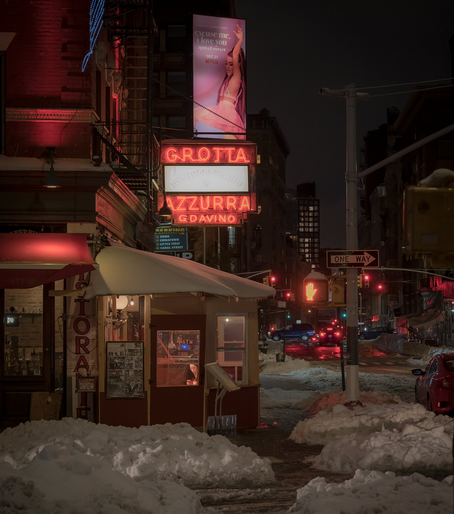 © Vytenis Jankūnas (New York City, USA) | Humans Have Left Manhattan