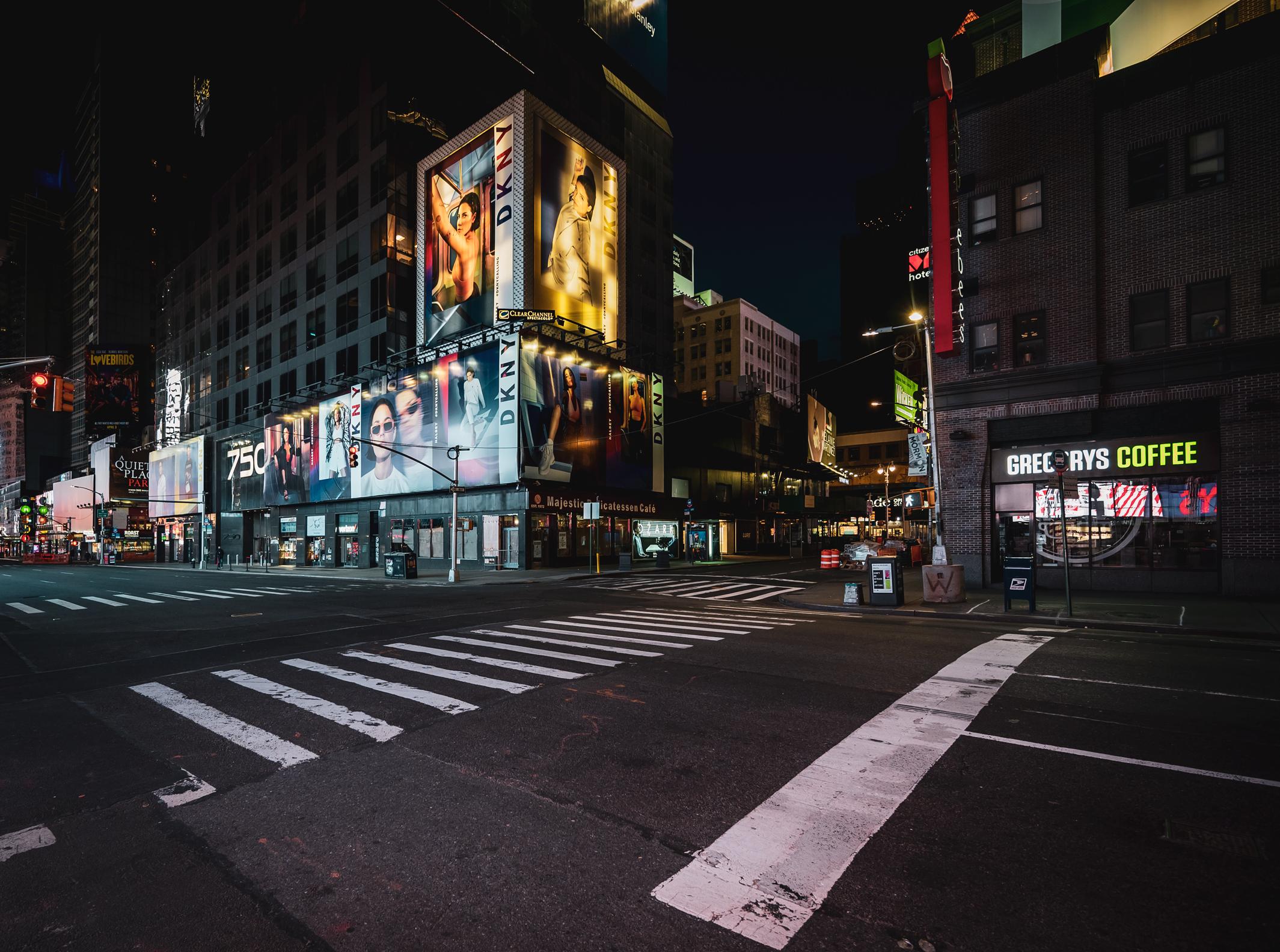 © Vytenis Jankūnas (New York City, USA) | Humans Have Left Manhattan