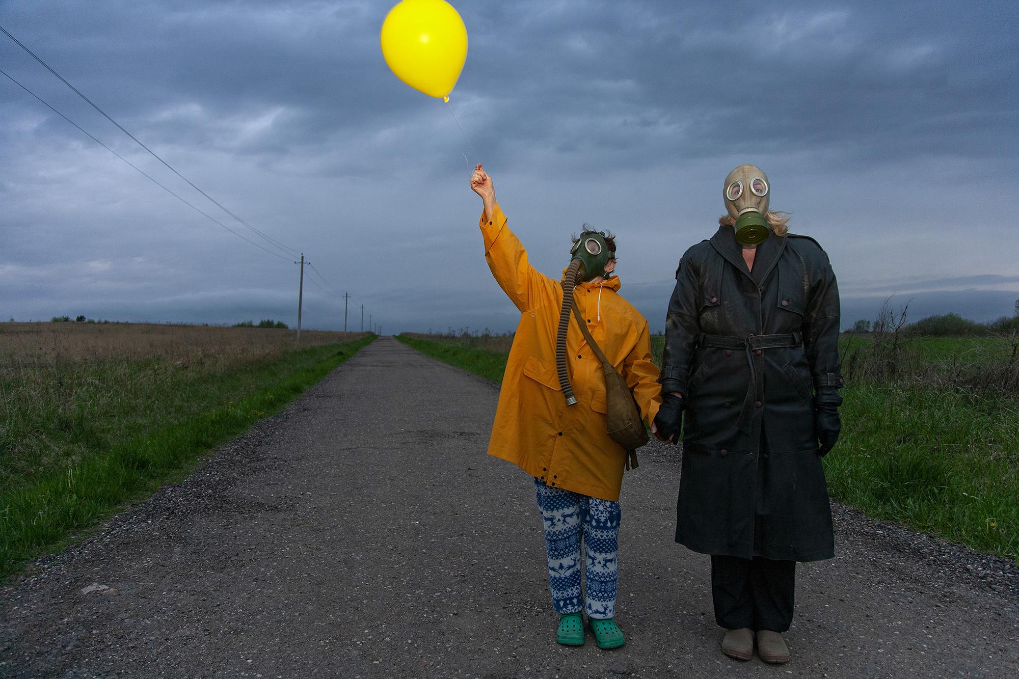 © Vyacheslav Kabanov | Rehearsal of the apocalypse