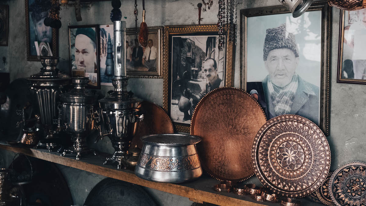 © Ayaz Hajiev | Lahich- Village of Craftsmen