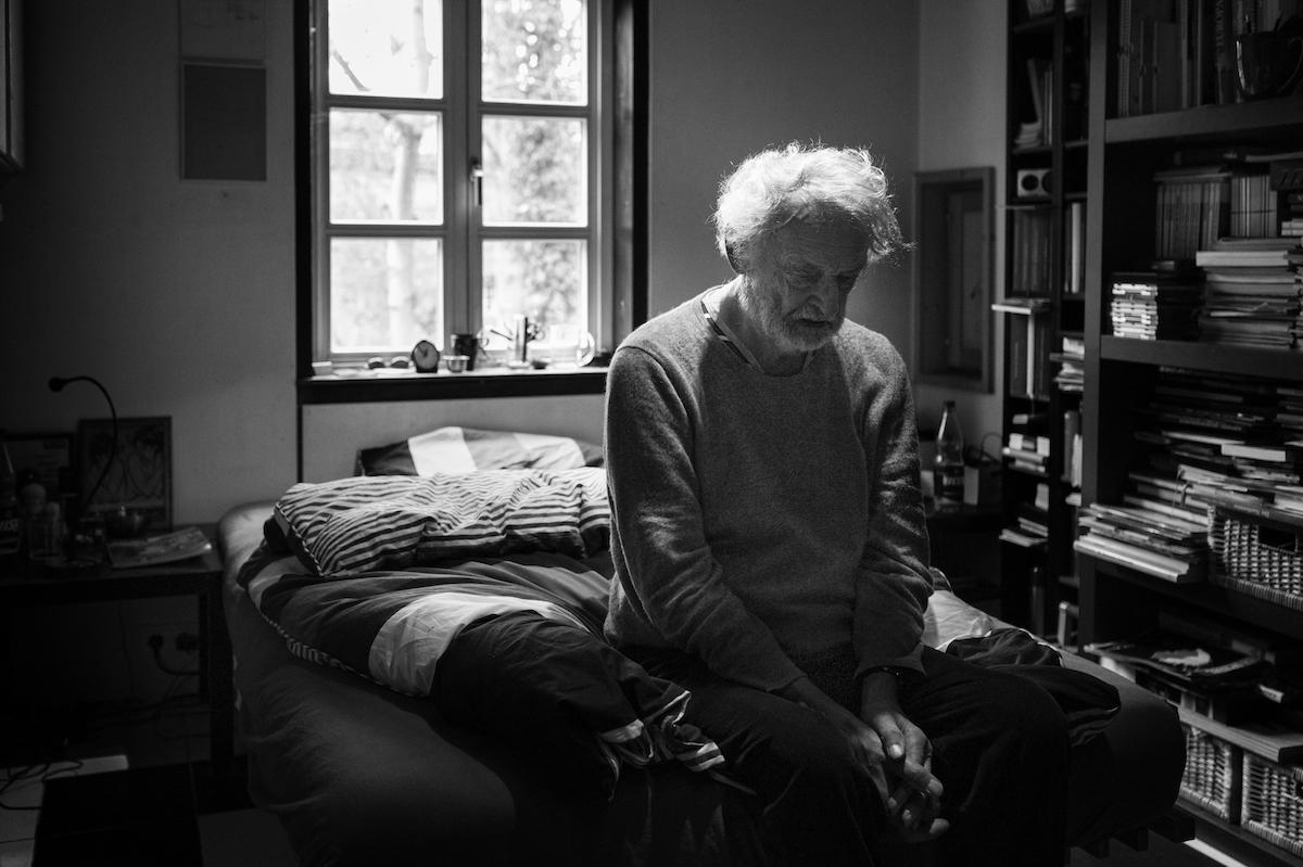 © Mirja Maria Thiel | Portrait of an Artist as an Old Man