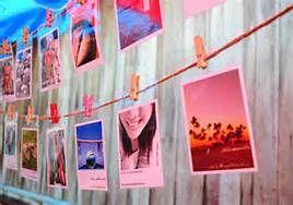 photo line display