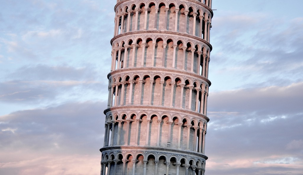Leaning Tower of Pisa, Pisa, IT