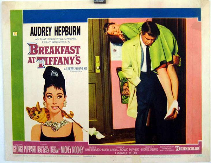 Breakfast At Tiffany's Poster