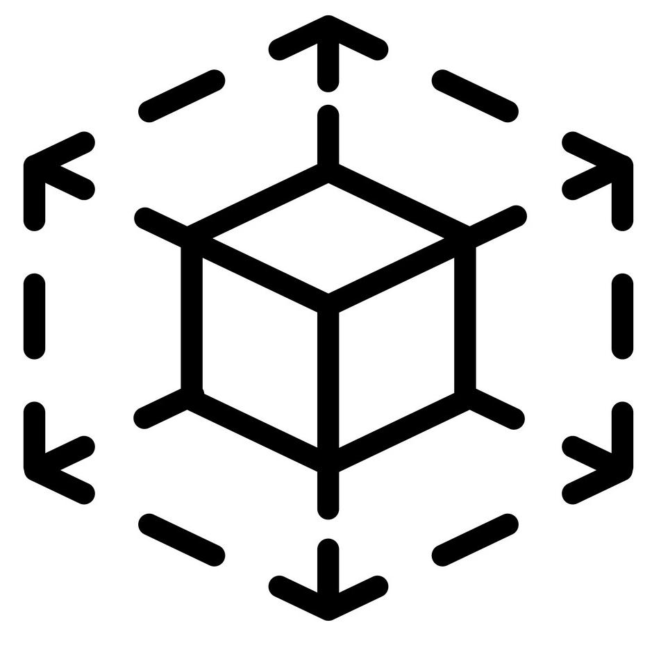space saving icon