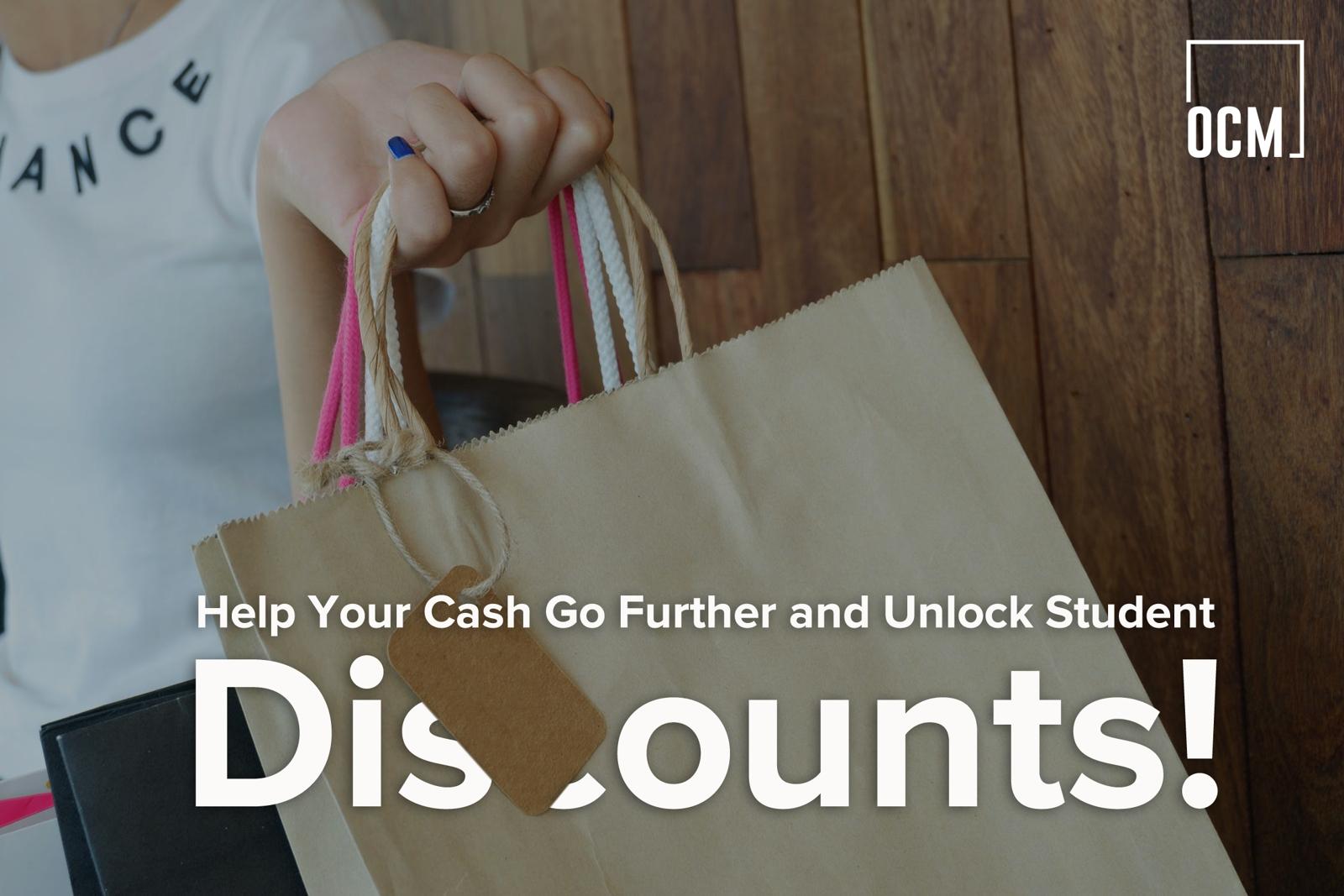 Unlock Student Discounts