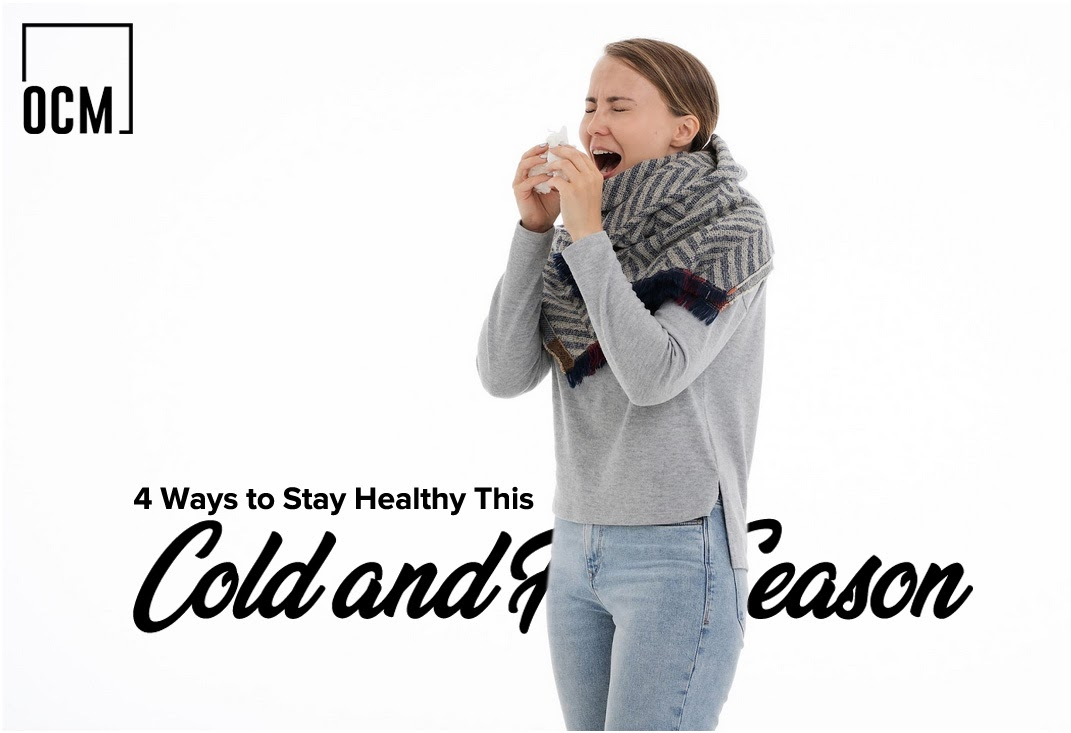 Stay Healthy This Cold and Flu Season