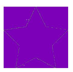 purple star icon
