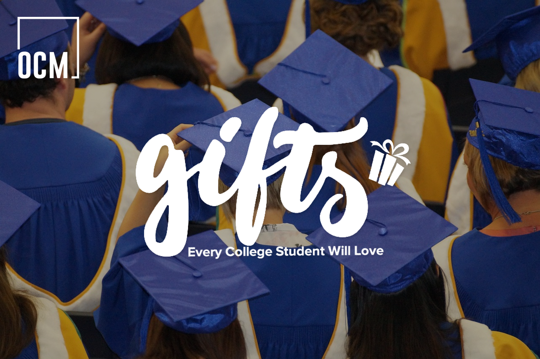 These gifts are sure to make your college grad smile
