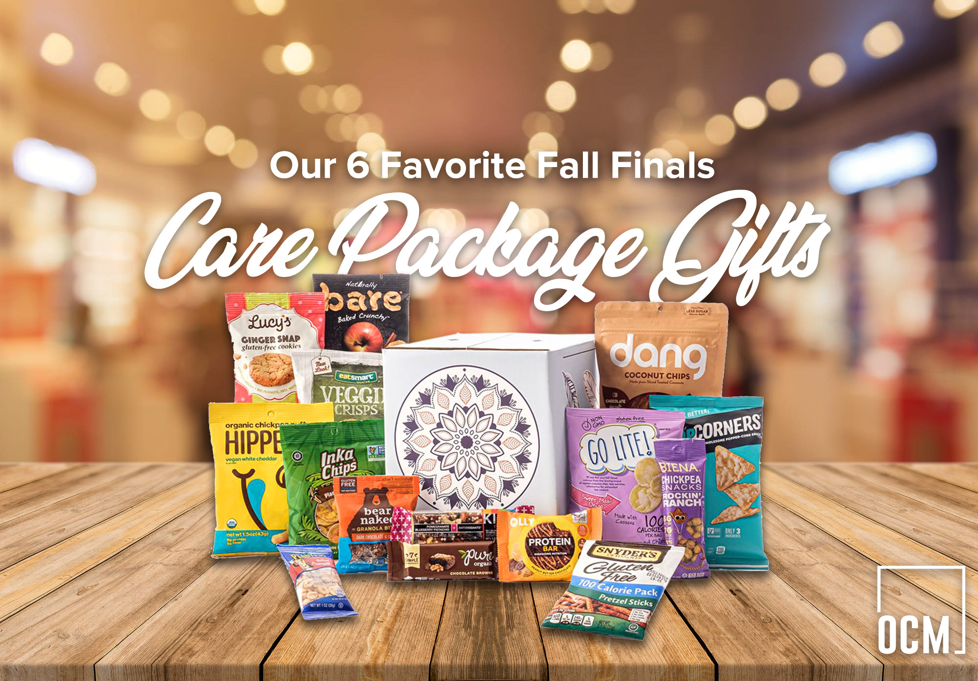 Our 6 Favorite Fall Finals Care Package Gifts