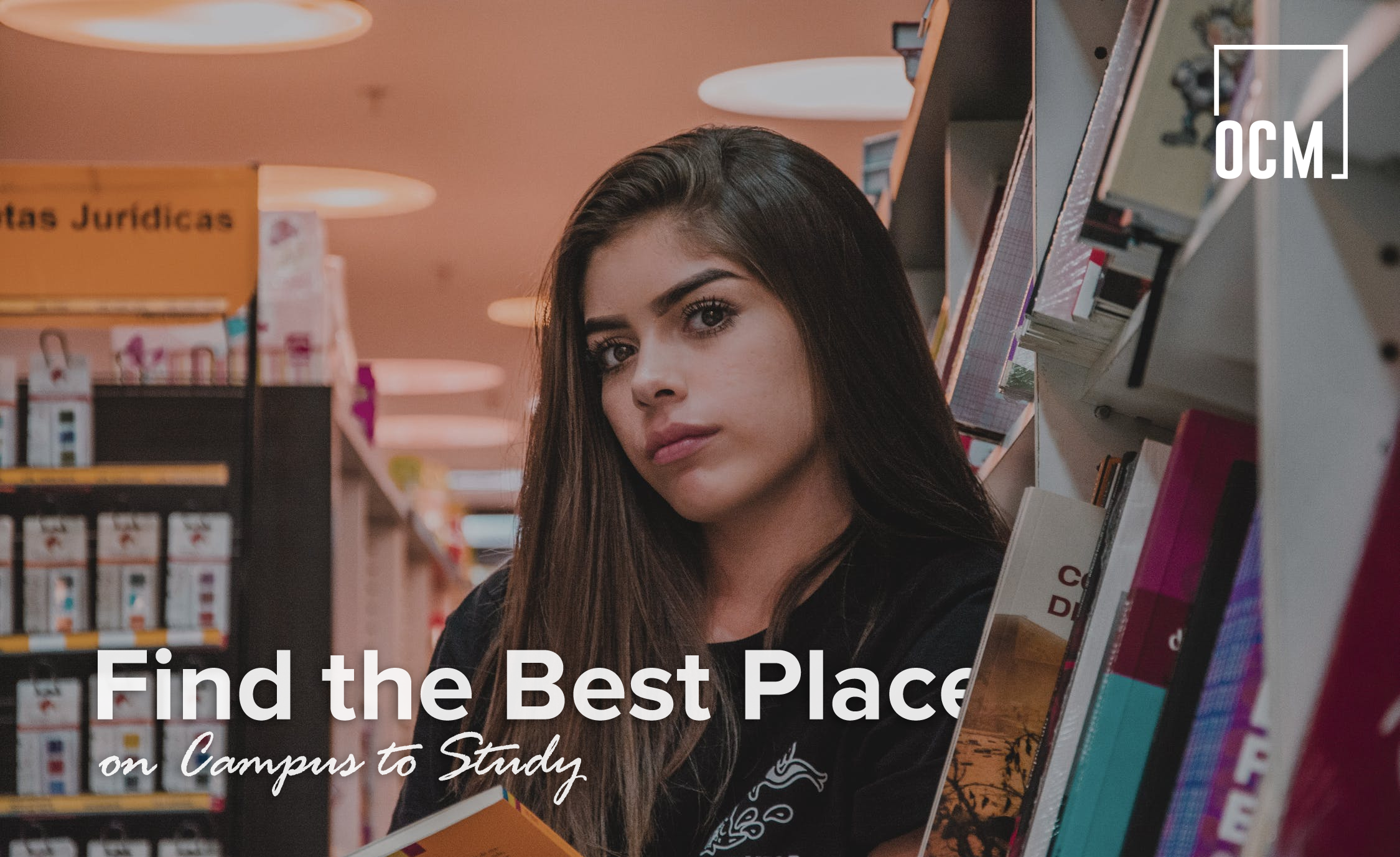 How to Find the Best Place on Campus to Study