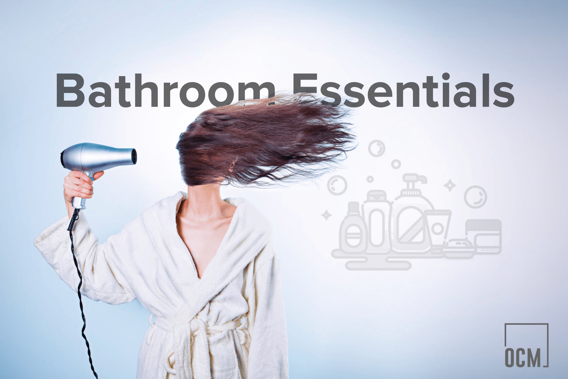 Bathroom Essentials to Survive College On or Off Campus