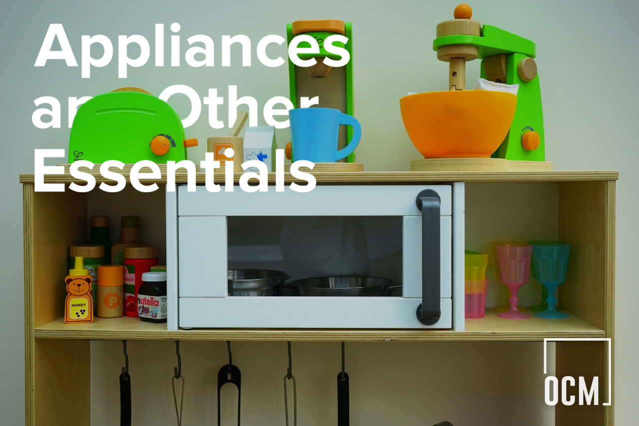 Appliances and Other Essentials