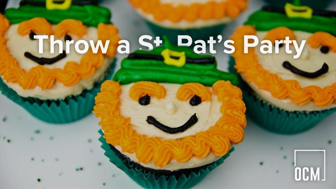 St. Pat's Cake
