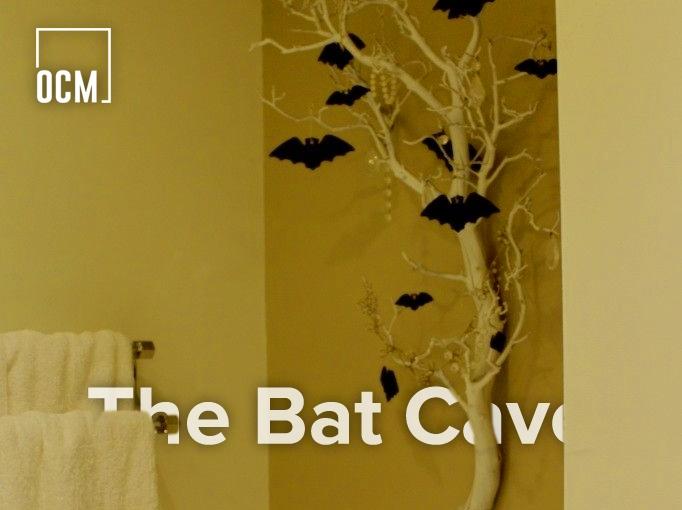 The Bat Cave Decor