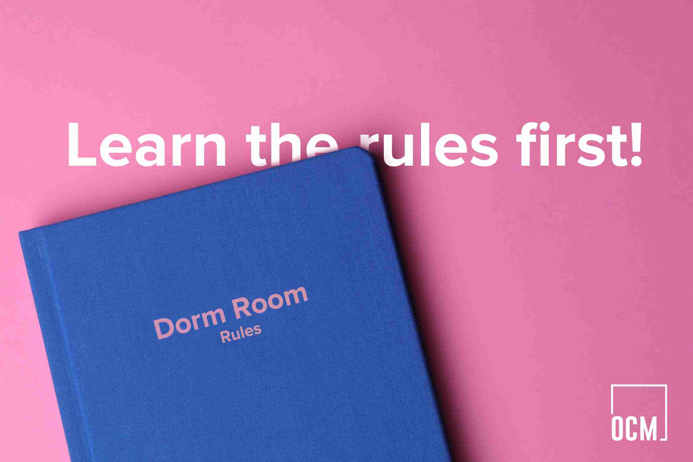 Book of Dorm Room Rules