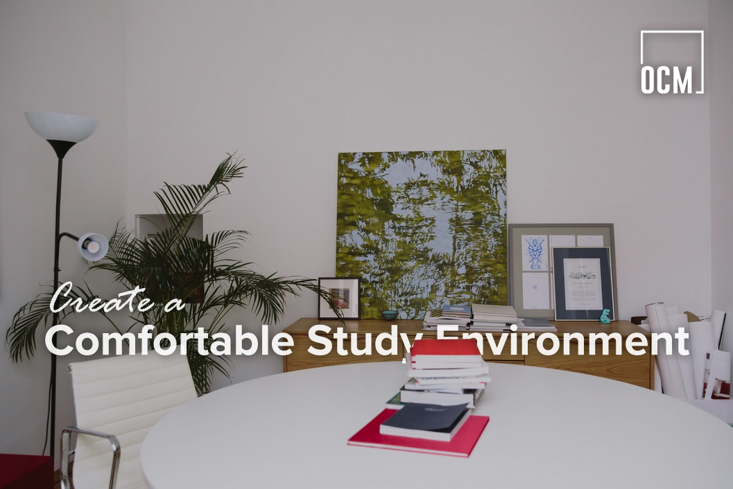 Comfortable Study Environment
