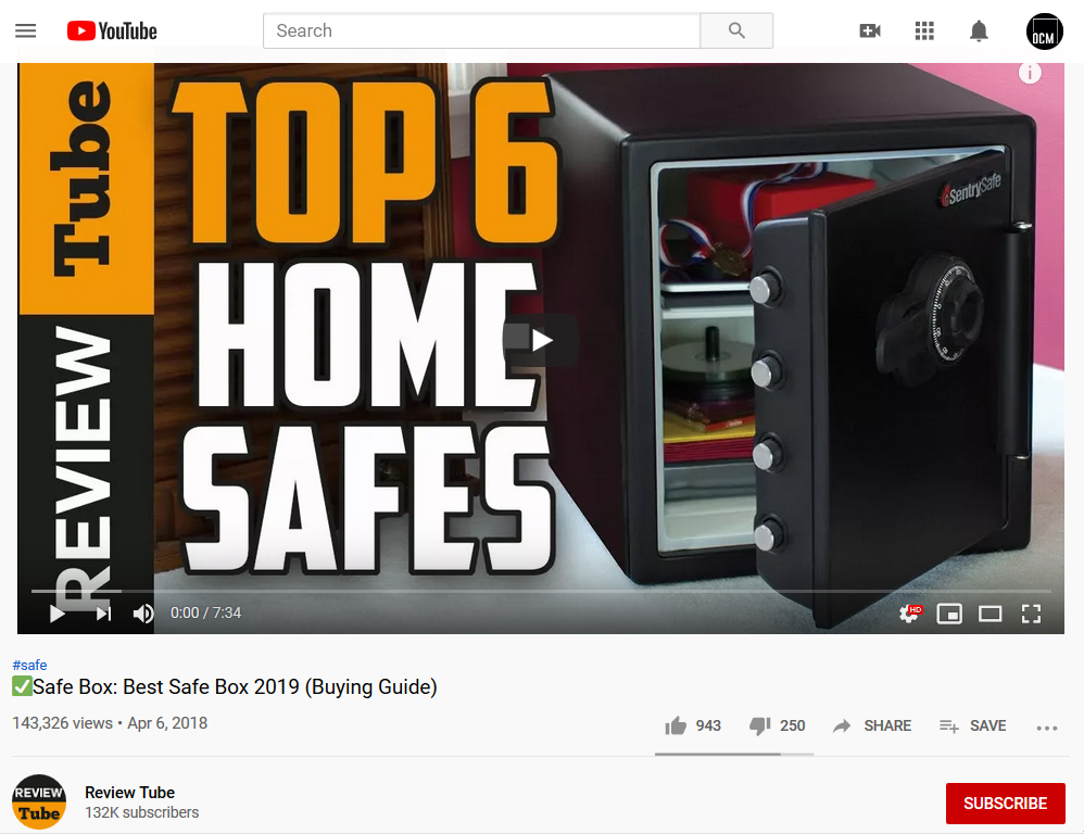 Safe Box: Best Safe Box 2019 (Buying Guide)