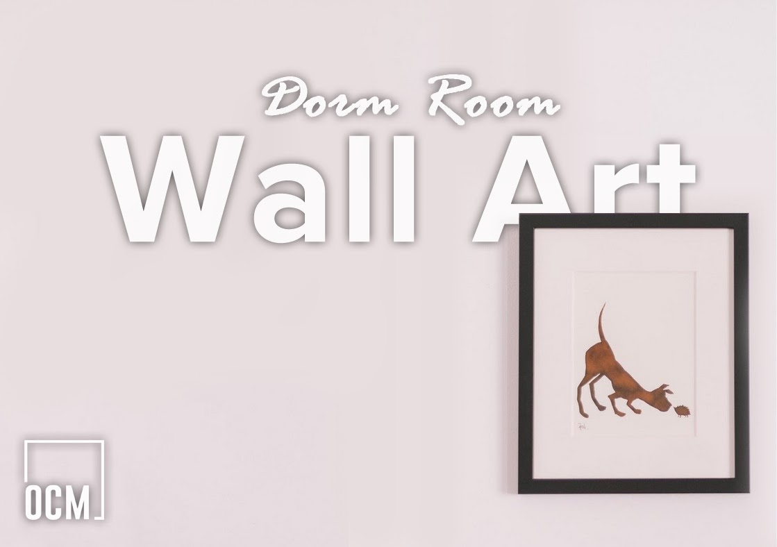 Your Guide Dorm Room Wall Art