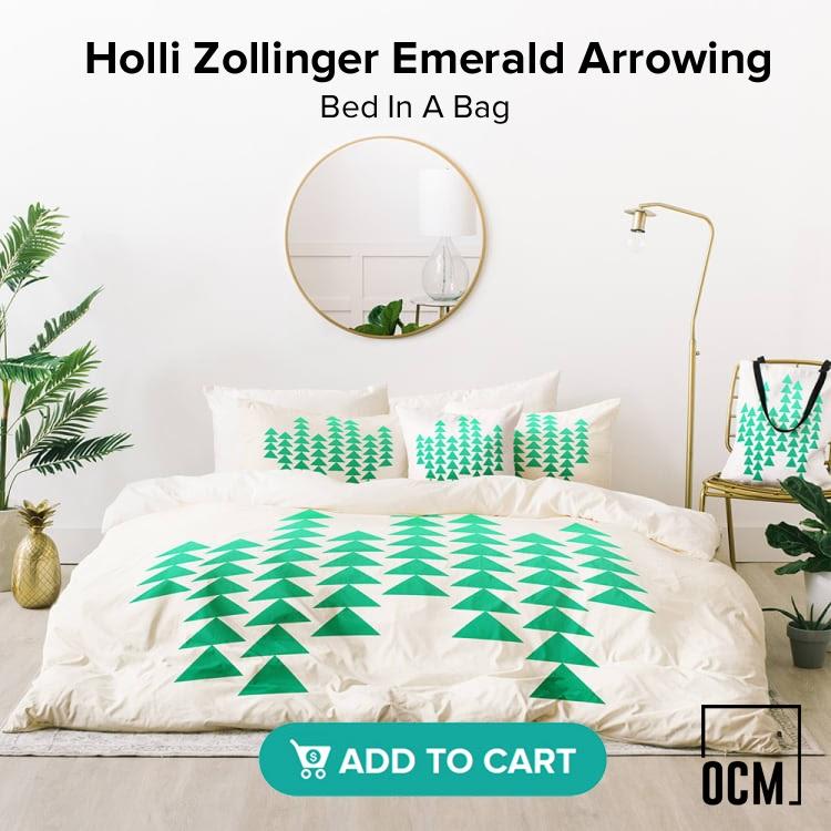 Holli Zollinger Emerald Arrowing Bed In A Bag