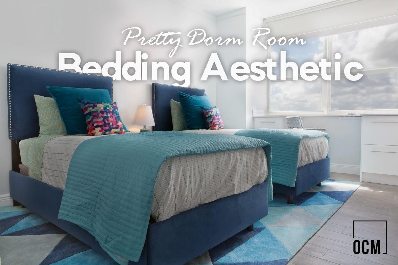 Pretty Dorm Room Bedding