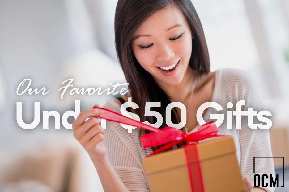 Women opening gift