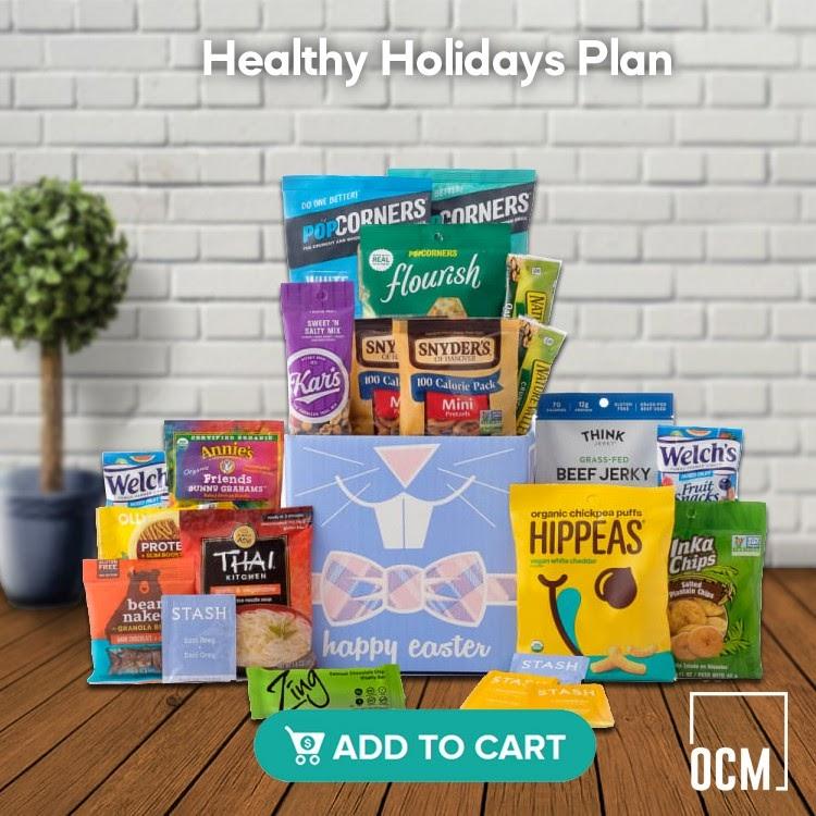 OCM Healthy Holidays Plan
