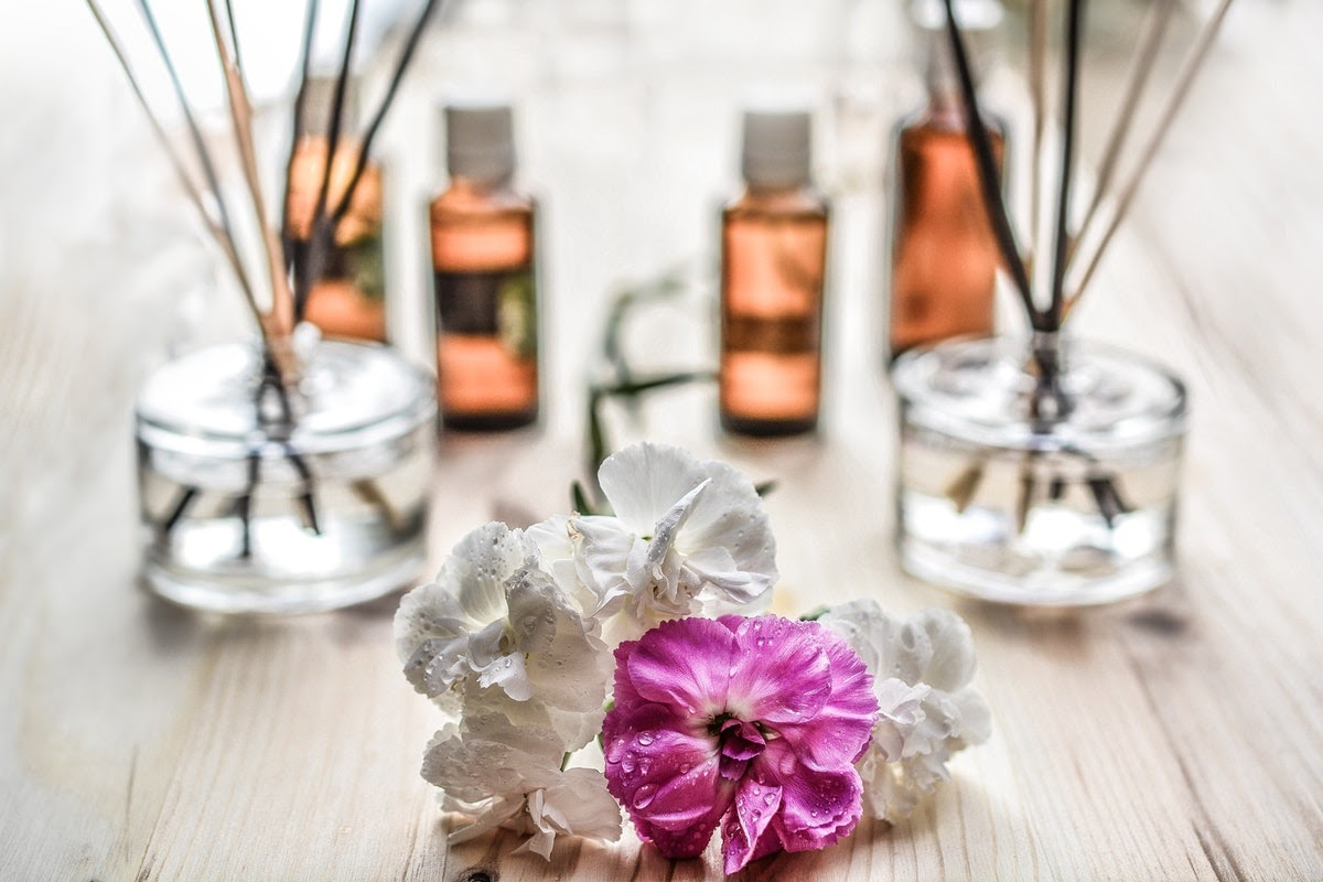flower & Essential oils