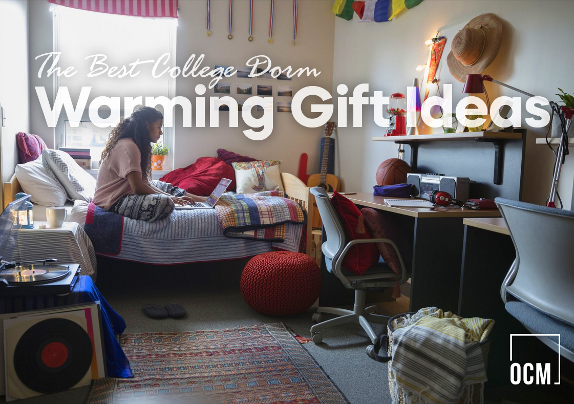 The Best College Dorm-Warming Gift Ideas for Your Favorite College Student's New Place
