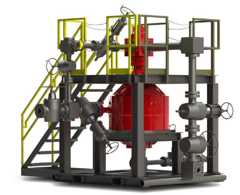 Oil Gas Sand Solutions Sand Filtration System in Texas