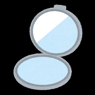 Unbroken mirror